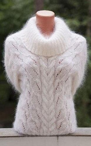 Узор для вязания свитера